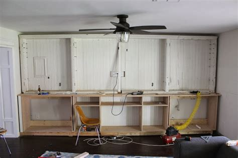 Cabinets Build Your Own by Diy Built Ins Series How To Build Your Own Base Cabinets