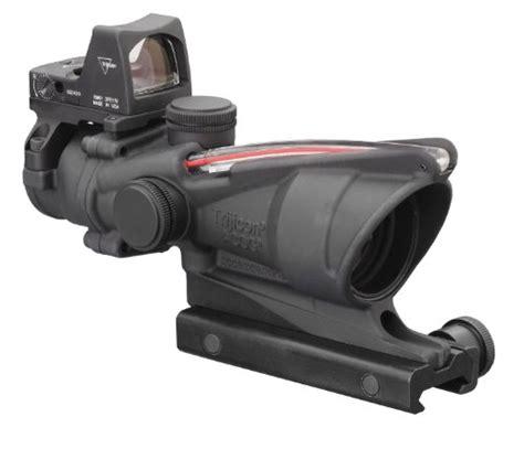 best low light scope the 3 best ar 15 acog scopes ar15 sight reviews 2016
