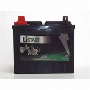 Batterie De Tracteur : batterie de tracteur a gazon u1 axu1 ustart par exide pouliot pi ces autos ~ Medecine-chirurgie-esthetiques.com Avis de Voitures