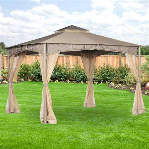 meijer garden house replacement canopy and net riplock