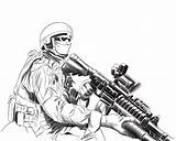 Coloring Soldier Army Pages Soldiers Drawing Soilder Drawn Lego Related Printable Popular Christmas Google Coloringhome sketch template