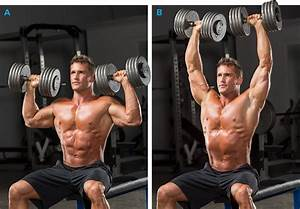 4 Dynamite Dumbbell Workouts For Strength And Size Bodybuilding Program