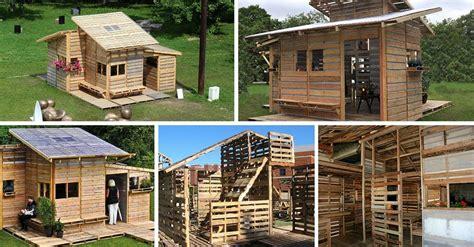 construir casa c 243 mo construir una casa con palets en un s 243 lo d 237 a