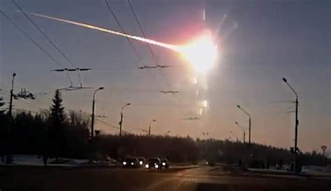 We could be next: Meteor with explosive power of TEN ...