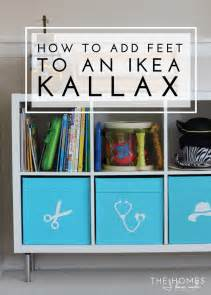 affordable kitchen storage ideas how to add to an ikea kallax the homes i made