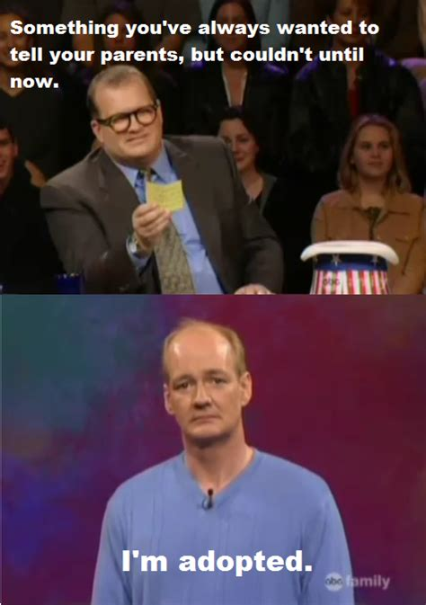 Whose Line Is It Anyway Meme - image 508933 whose line is it anyway know your meme