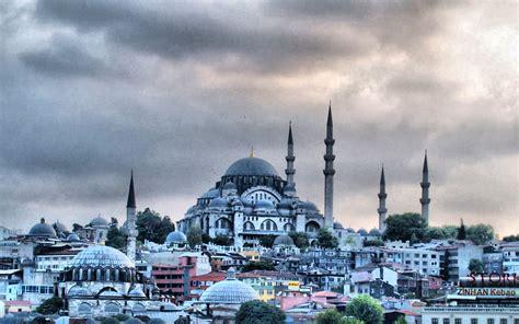 Süleymaniye Mosque Istanbul Turkey World For Travel
