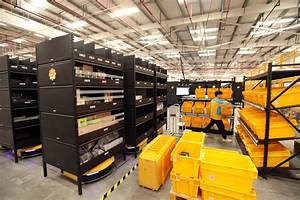 Suning U2019s Automated Warehouse Comes Into Service As Part Of