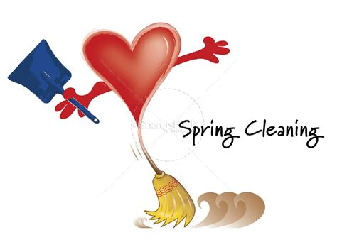 spring cleaning  heart powerpoint sermons