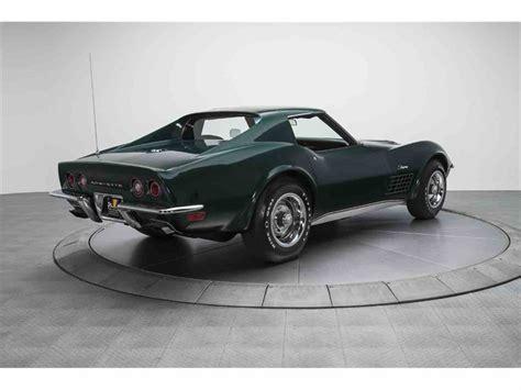 1971 Chevrolet Corvette For Sale  Classiccarscom Cc801582
