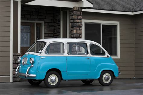 Fiat 600 Multipla For Sale by 1957 Fiat 600 Multipla Classic Fiat Other 1957 For Sale