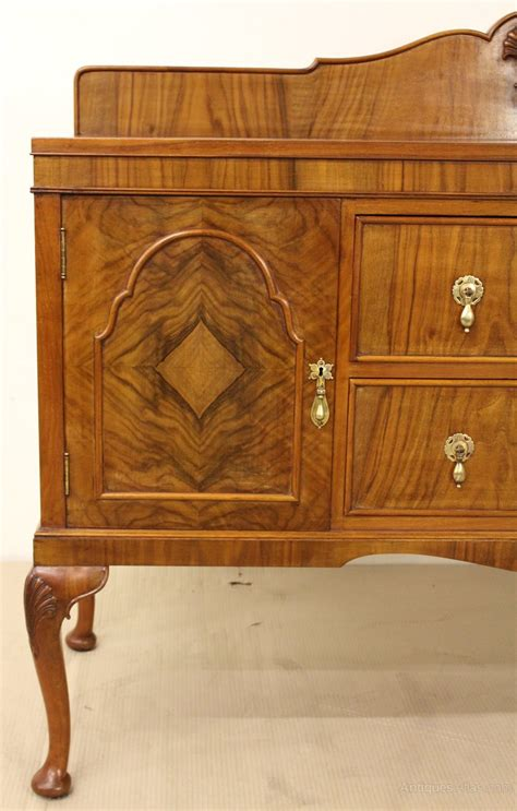 Walnut Sideboards by Burr Walnut Sideboard By Maple And Co Antiques Atlas