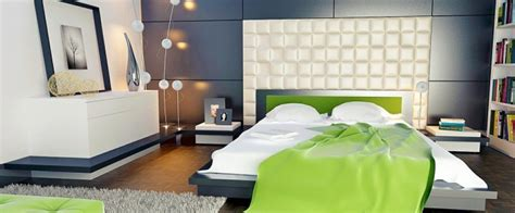 Tapeten & Mehr 12 Ideen Zur Wandgestaltung Im Schlafzimmer