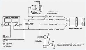 Tekonsha Brake Controller Wiring Diagram  U2013 Moesappaloosas Com