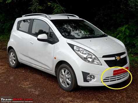 Modified Beat Car Photos by Facelifted Chevy Beat Edit Revealed Auto Expo 2014