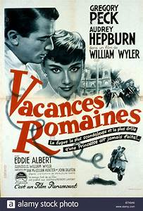 vacances romaines Roman Holiday Année 1953 usa Gregory ...