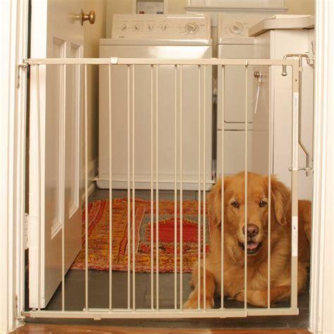 door gates for dogs cardinal gates taupe duragate pet gate petco