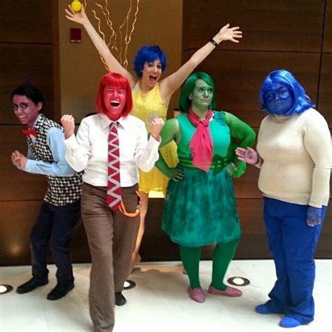 80 best DIY Disney Pixar Inside Out Movie Costume Ideas