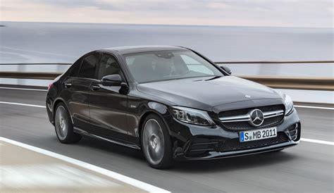 2019 Mercedesamg C43 Debuts In Geneva, And It's A Classic