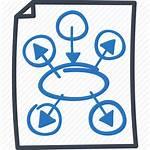 Icon Plan Planning Business Strategy Marketing Strategic