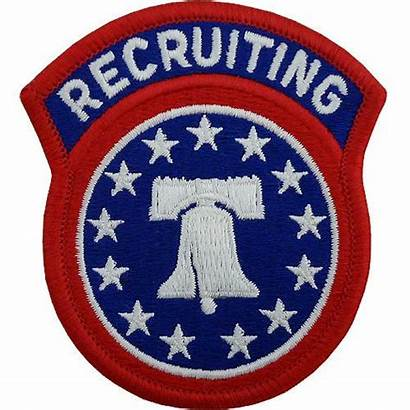 Recruiting Army Patch Command Class Patches Military