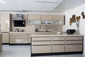 75 Modern Kitchen Designs Photo Gallery Glass Front New