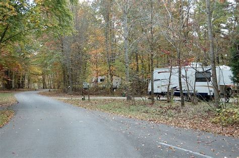Twin Knobs Campground - Daniel Boone National Forest (KY ...