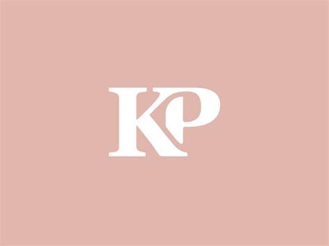 kp monogram  steven pasterz  dribbble