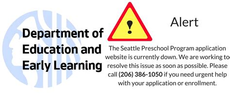 department of education and early learning 561 | Alert