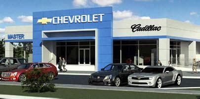 Master Chevrolet Cadillac  Aiken, Sc 29801 Car Dealership