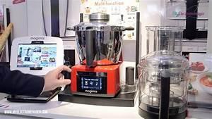 Robot Cuisine Multifonction : robot cuiseur multifonction magimix cook expert youtube ~ Farleysfitness.com Idées de Décoration