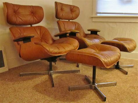 Magnificent Interiors Showing The Iconic Eames Lounge