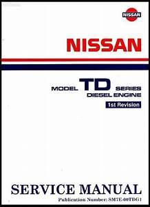 Nissan Td27 Engine Service Manual  4