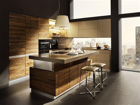 Height-adjustable Kitchen Island - Contemporary - Kitchen