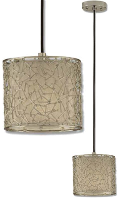 Uttermost Brandon - small contemporary pendants discount lighting
