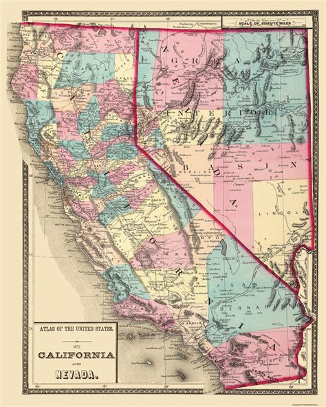 california offender map 28 images old state map california nevada 1872 23 x 28 75 ebay