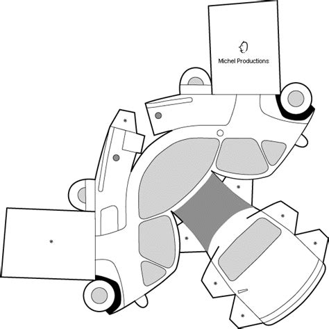 Fiat Panda Kleurplaat by Bouwplaat Goggomobil Is Hebbeding Hobby Blogo Nl
