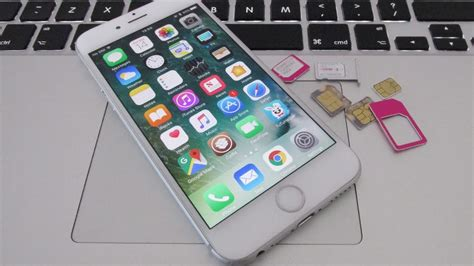 iphone 6 no sim iphone keeps saying no sim card how to fix unactivated