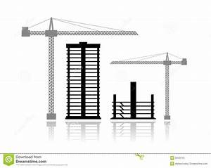 Buildings Under Construction Royalty Free Stock Photo ...