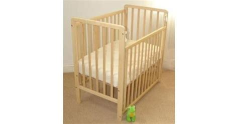 Mattress To Fit Saplings Spacesaver Cot