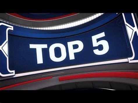 NBA Top 5 Plays of the Night   NBA Finals Game 3
