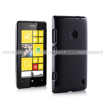 coque nokia lumia 520 silicone transparent housse