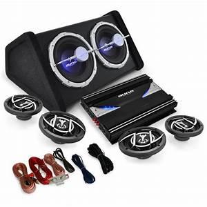 Hifi Car Anlage : equipos sonido coche black line 4 1 5000 w ~ Jslefanu.com Haus und Dekorationen