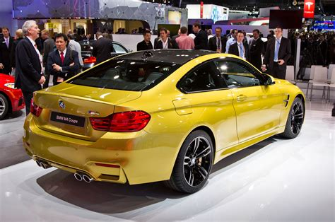 2015 Bmw M4 Coupe by 2015 Bmw M4 Coupe Rear Three Qaurters Photo 2