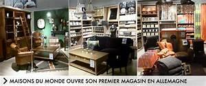 Le plus grand magasin maisons du monde ouvre ses portes a for Maison du monde saumur