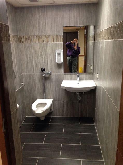 public restroom retileremodel  picture design