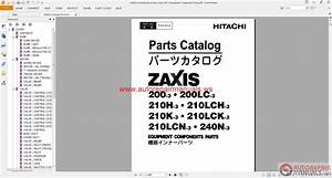 Hitachi Hydraulic Excavator Zaxis 200