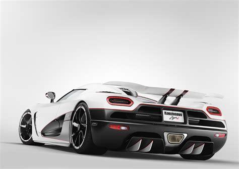 Koenigsegg Agera R Exposed