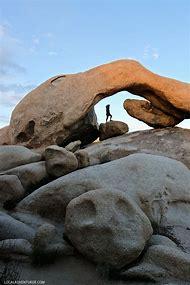 Arch Rock Joshua Tree National Park