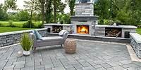 interesting small patio design ideas pictures Patios | Unilock